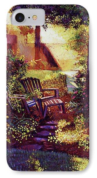 Sunshine Garden IPhone Case
