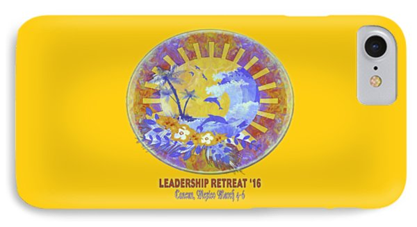 Sunshine In Cancun Gin Leadership Retreat 2016  IPhone Case