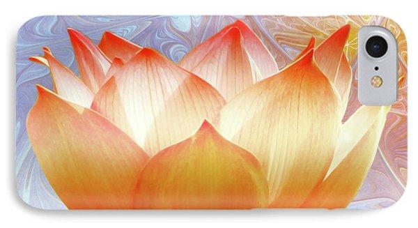 Sunshine Lotus IPhone Case by Jacky Gerritsen