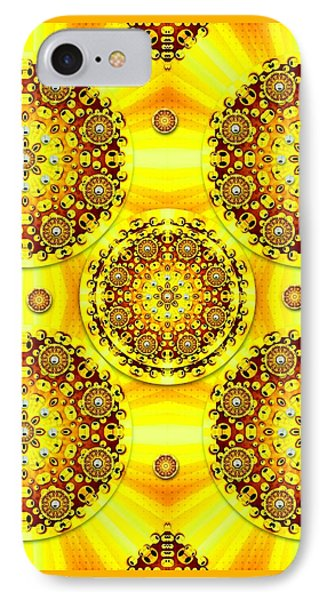 Sunshine Serenades IPhone Case