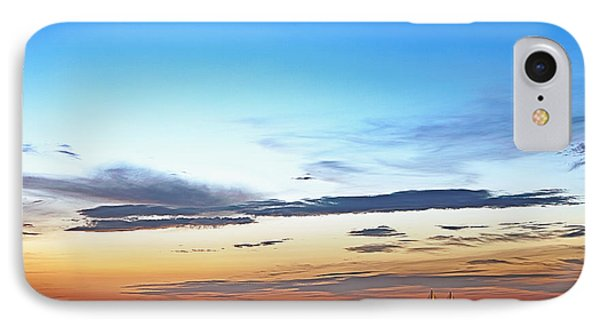 Sunshine Skyway Bridge IPhone Case by Skip Nall