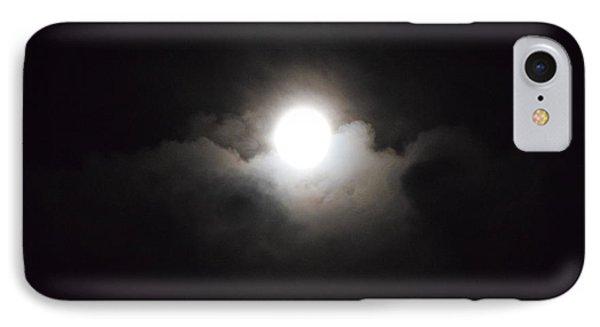 Super Moon 1 IPhone Case