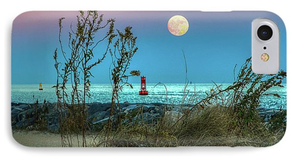 Super Moon 2016 IPhone Case by Jerry Gammon