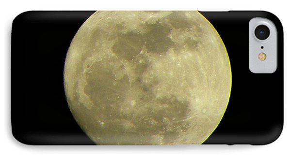 Super Moon March 19 2011 Phone Case by Sandi OReilly