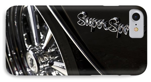 Super Sport IPhone Case by Dennis Hedberg