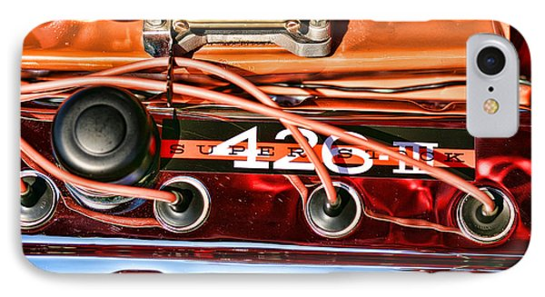 Super Stock Ss 426 IIi Hemi Motor IPhone Case