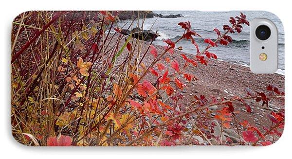 Superior November Color IPhone Case by Sandra Updyke