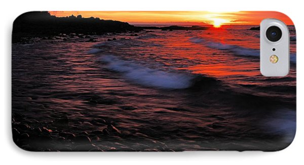 Superior Sunrise 2 Phone Case by Larry Ricker