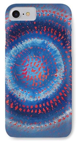 Supernova Original Painting IPhone Case