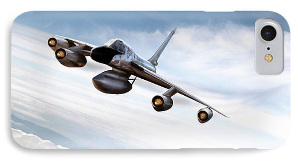 Supersonic Sensation IPhone Case by Peter Chilelli