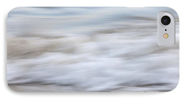 Surf Abstract 1 IPhone Case by Elena Elisseeva