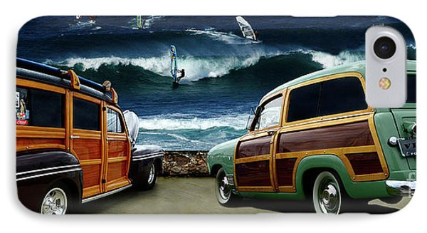 Surfer's Paradise IPhone Case by Bob Christopher