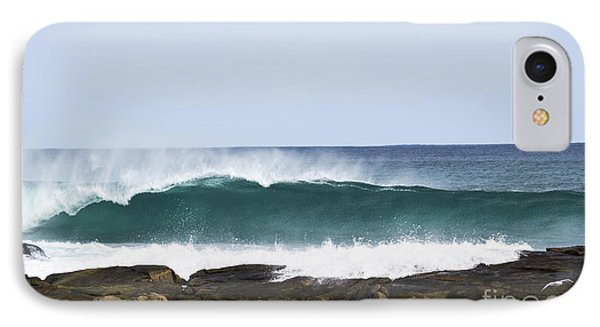 IPhone Case featuring the photograph Surfers Point by Angela DeFrias
