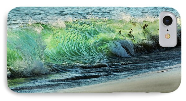 Surging Water IPhone Case by Kelley King
