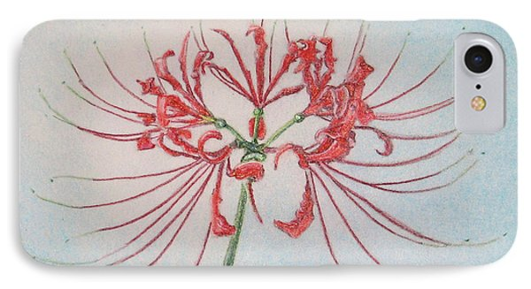 Surprise Lily Phone Case by Beverly Fuqua