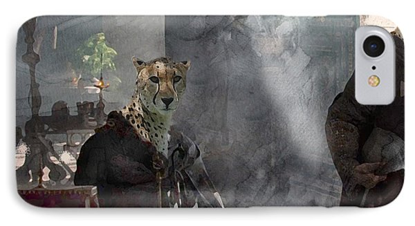 Surreal 40 IPhone Case by Jani Heinonen