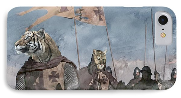 Surreal 52 IPhone Case by Jani Heinonen