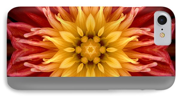 Surreal Flower No.1 IPhone Case