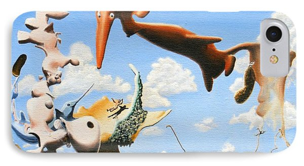 Surreal Friends Phone Case by Dave Martsolf