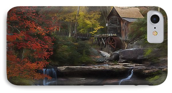 Surreal Glade Creek IPhone Case
