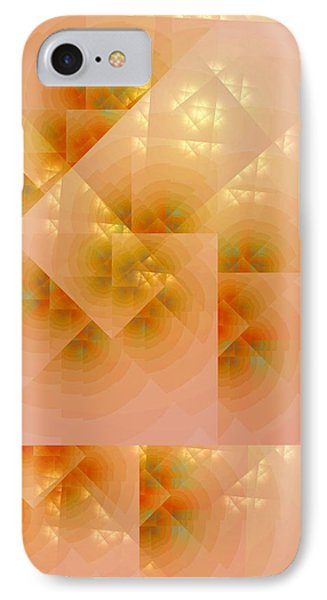 IPhone Case featuring the digital art Surreal Skylight by Richard Ortolano