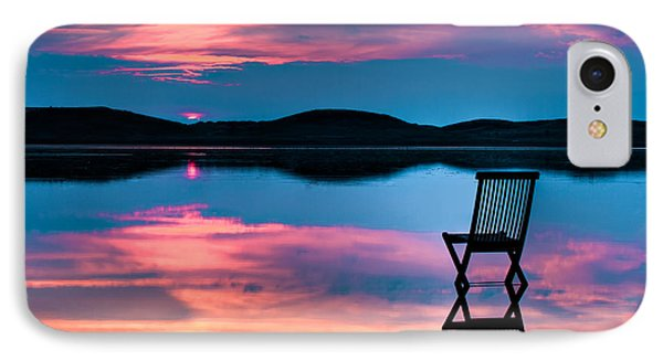 Surreal Sunset IPhone Case by Gert Lavsen