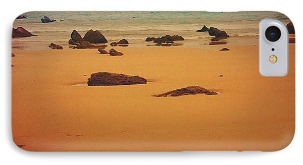 Surrealistic Beach IPhone Case by Contemporary Art