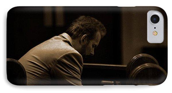 Surrender - Sqaure IPhone Case by Frank J Casella