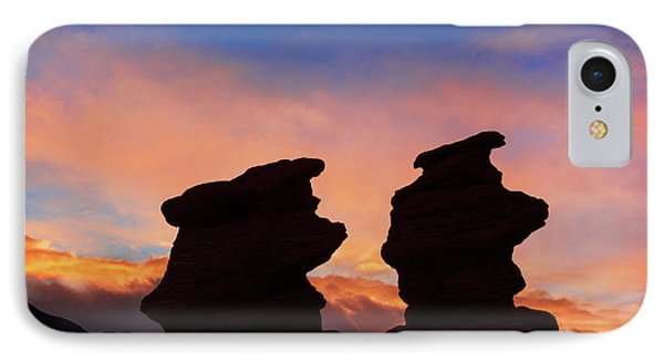 Surrender To The Infinite, Unbounded, Pure Consciousness  IPhone Case