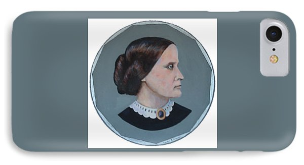 Susan B Anthony Coin IPhone Case