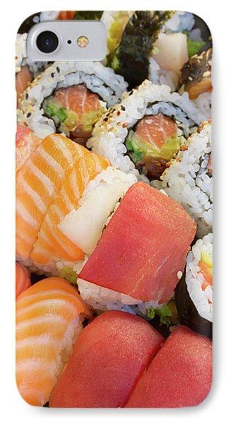 Sushi Dish IPhone Case by Anastasy Yarmolovich