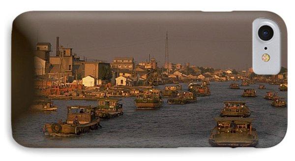 Suzhou Grand Canal IPhone 7 Case