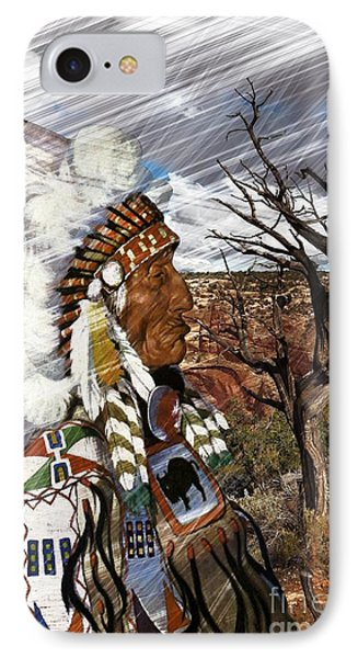 Sw Indian IPhone Case