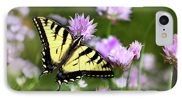 Swallowtail Butterfly Dream Phone Case by Christina Rollo