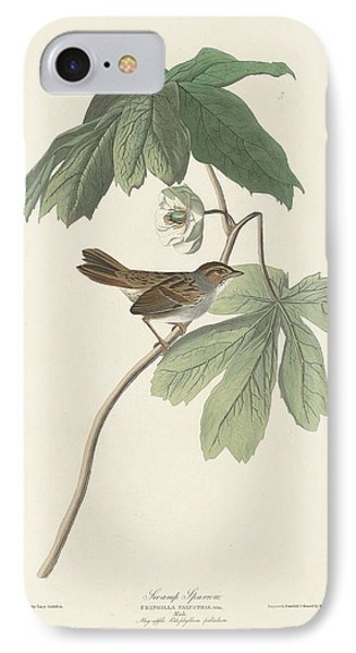 Swamp Sparrow IPhone Case