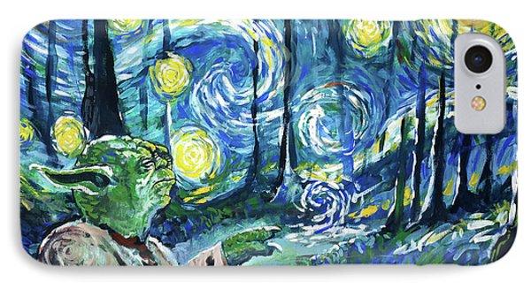 Swampy Night IPhone Case by Tom Carlton