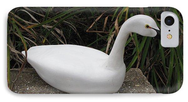 Swan-derful IPhone Case by Kevin F Heuman