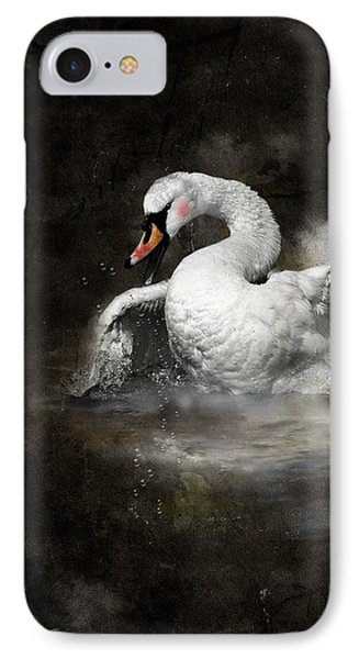 Swan Mystery IPhone Case
