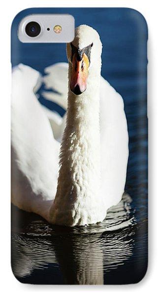 Swan Posing IPhone Case