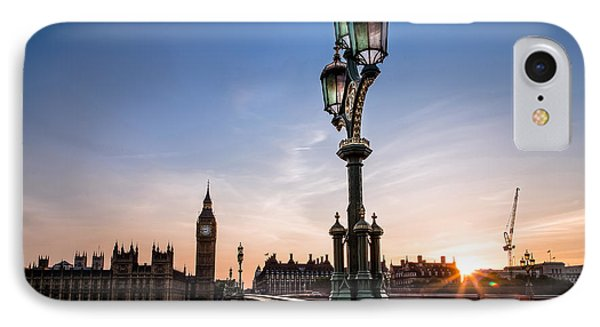 Swapping Lights IPhone Case by Giuseppe Torre