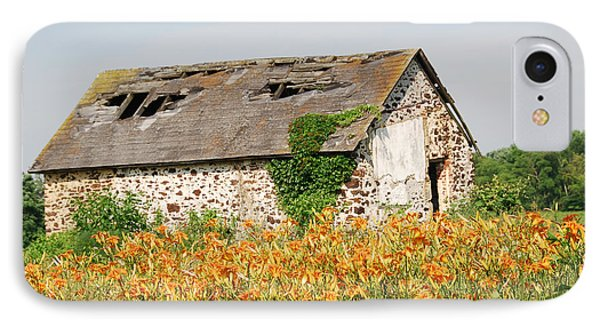 Swede Run Barn  IPhone Case