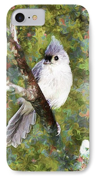 Sweet And Endearing IPhone Case by Tina  LeCour