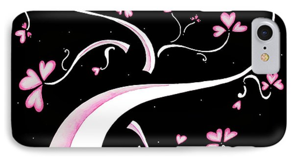 Sweet Charity By Madart Phone Case by Megan Duncanson