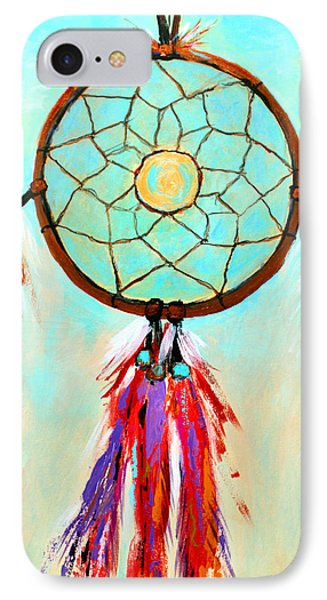 Sweet Dream Catcher IPhone Case