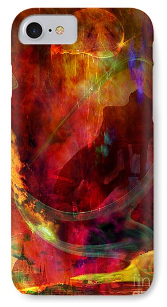 IPhone Case featuring the digital art Sweet Dream by Johnny Hildingsson