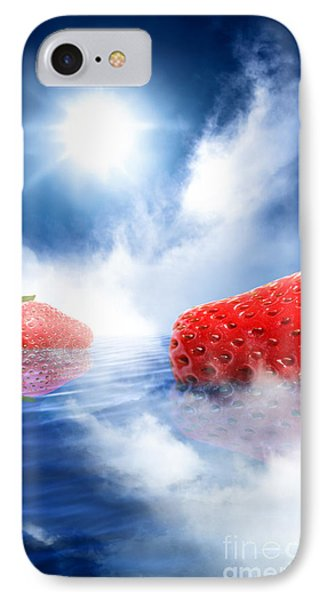 Sweet Escape IPhone Case by Jorgo Photography - Wall Art Gallery