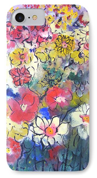 IPhone Case featuring the painting Sweet Fragrance by Gary Smith
