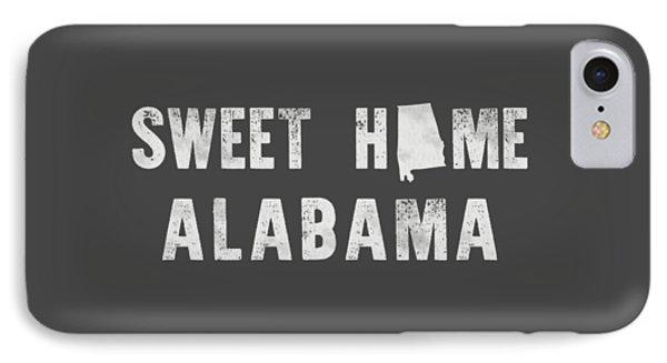 Sweet Home Alabama IPhone Case