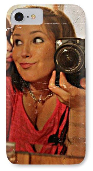 Sweet Innocence- Fine Art Print IPhone Case by KayeCee Spain