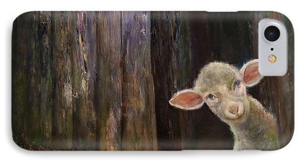 Sweet Lamb IPhone Case